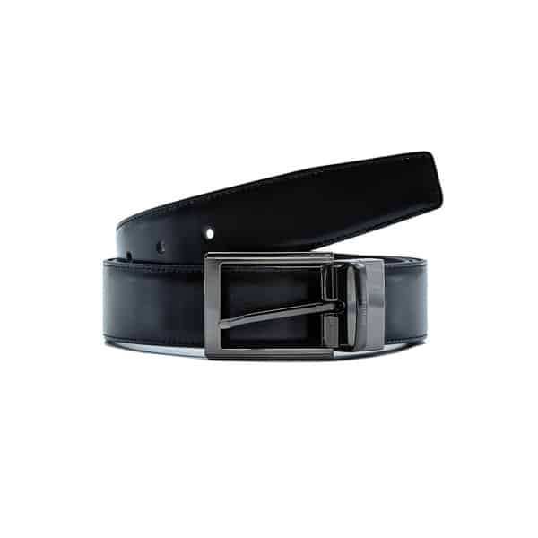 Cinturón piel caballero