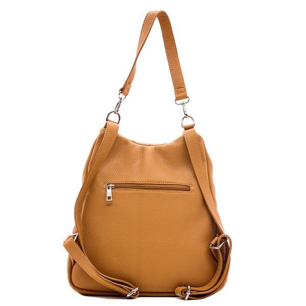 Bolso/mochila piel señora